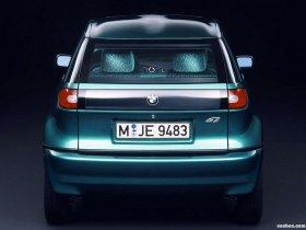 Ver foto 6 de BMW Z11 Concept E1 1991