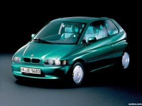 Ver foto 2 de BMW Z11 Concept E1 1991