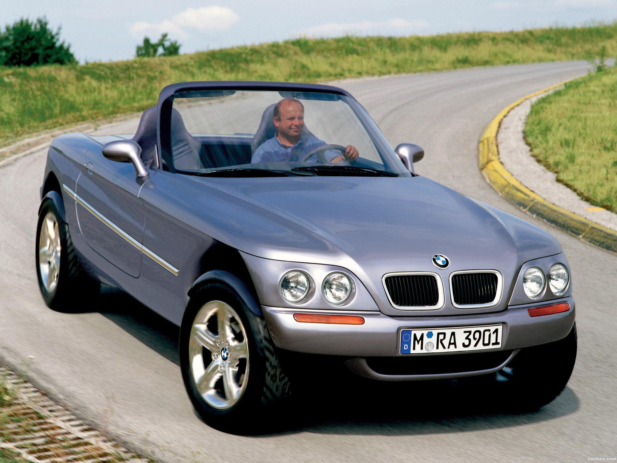 Foto 0 de BMW Z18 Concept 2000