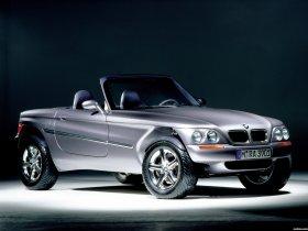 Ver foto 3 de BMW Z18 Concept 2000