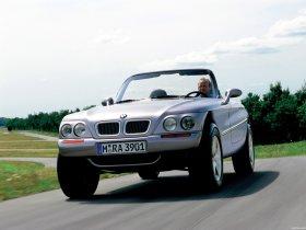 Ver foto 2 de BMW Z18 Concept 2000