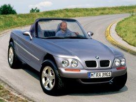 Fotos de BMW Z18 Concept 2000