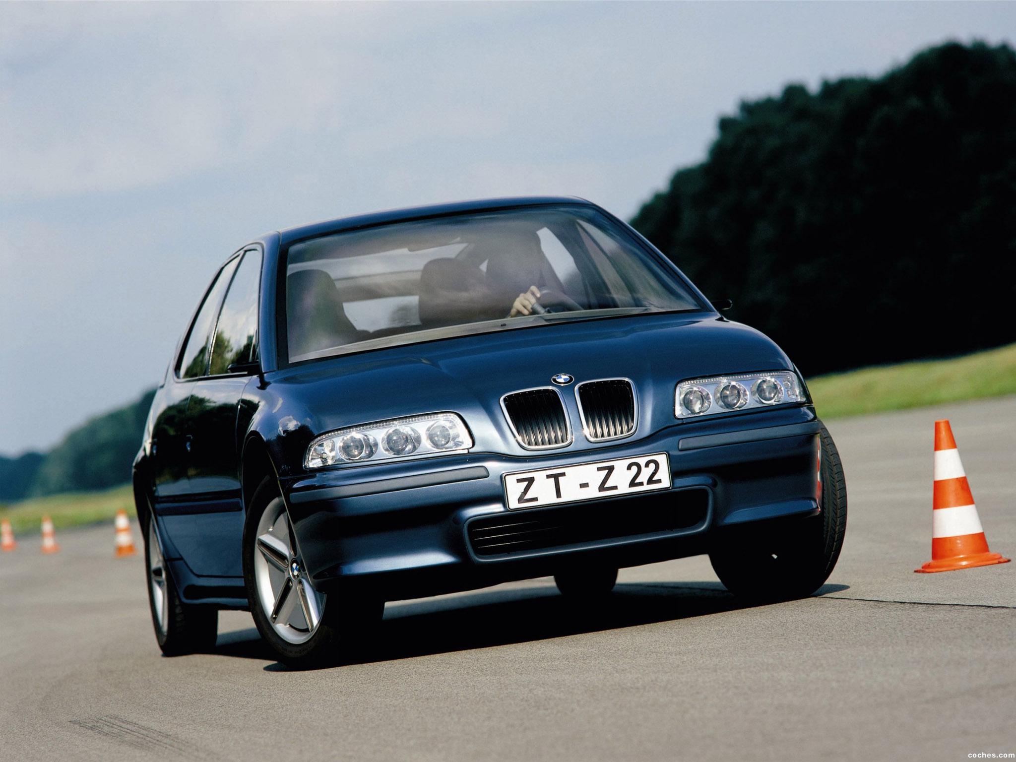 Foto 0 de BMW Z22 Concept 2000