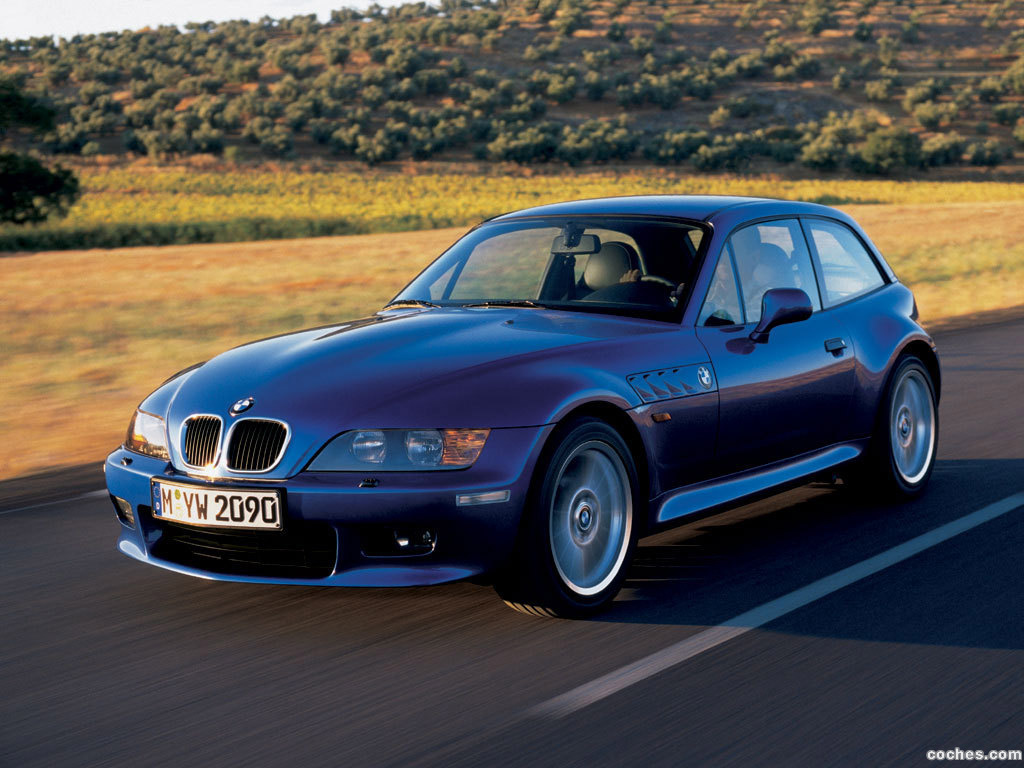 Foto 0 de BMW Z3 Coupe E368 1998