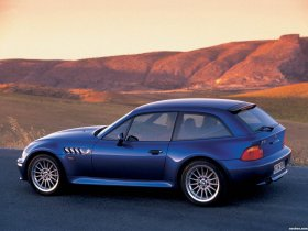 Ver foto 3 de BMW Z3 Coupe E368 1998
