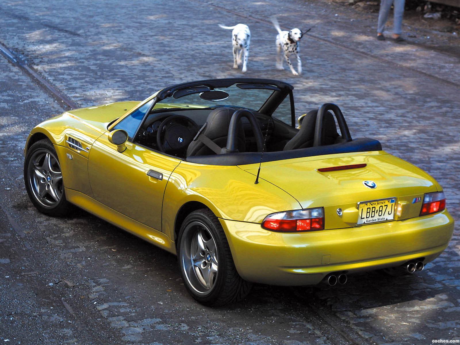 Fotos De Bmw Z3 M Roadster E367 1997 Foto 10