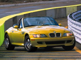 Fotos de BMW Z3 M Roadster E367 1997