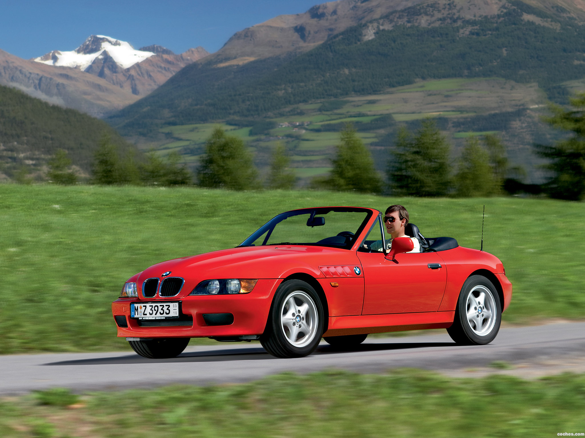 Fotos De Bmw Z3 Roadster 1996