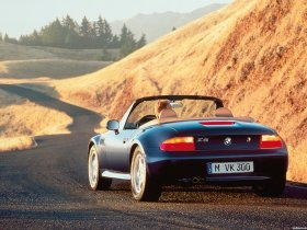 Ver foto 3 de BMW Z3 Roadster 1996