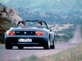 Ver foto 2 de BMW Z3 Roadster 1996
