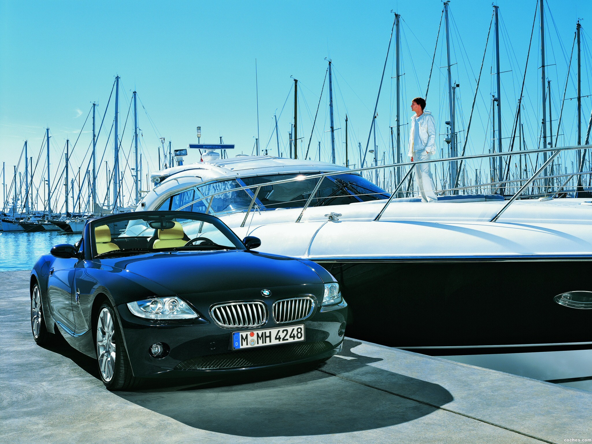 Foto 0 de BMW Z4 E85 2002