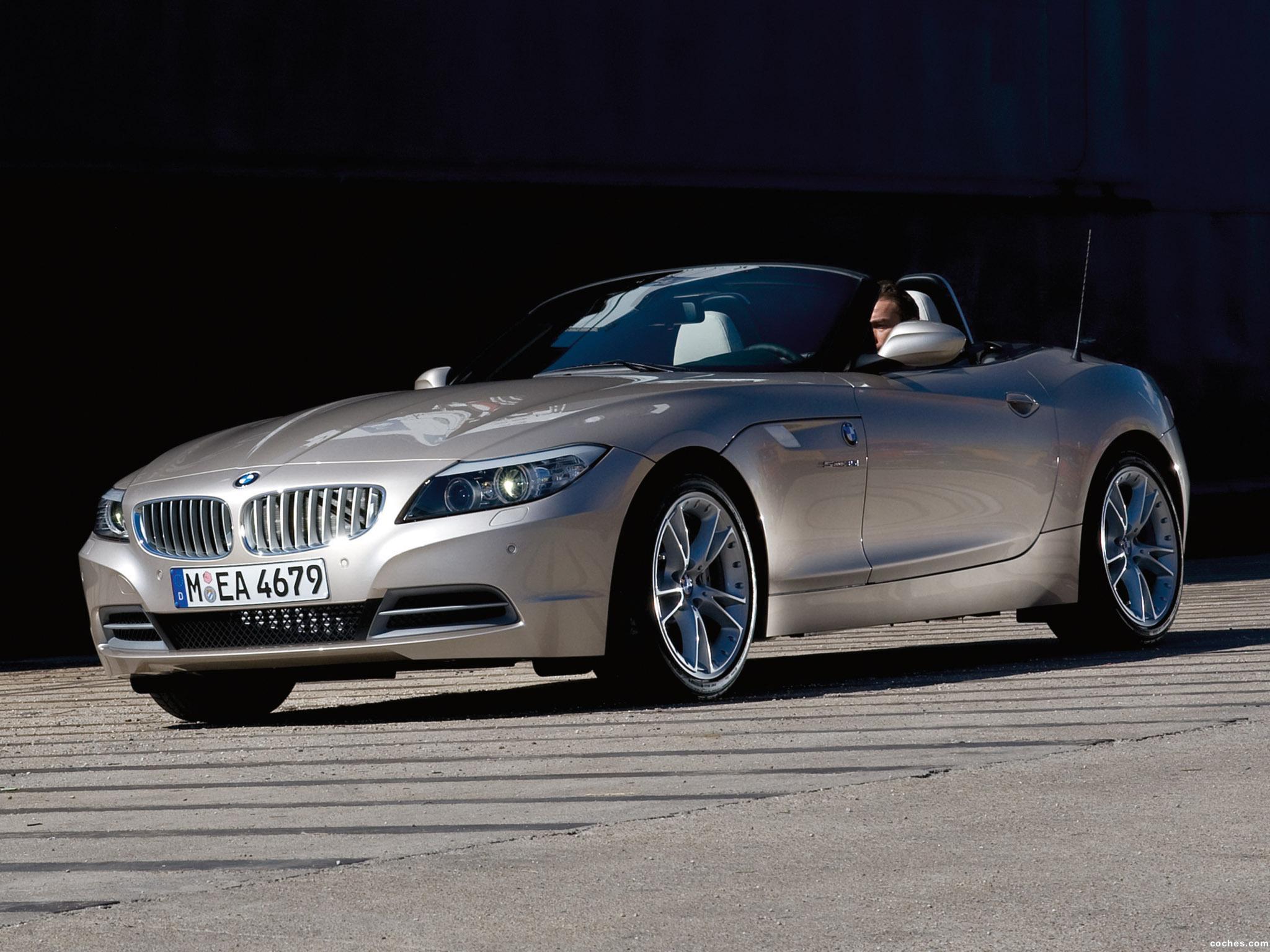 Foto 0 de BMW Z4 E89 2009