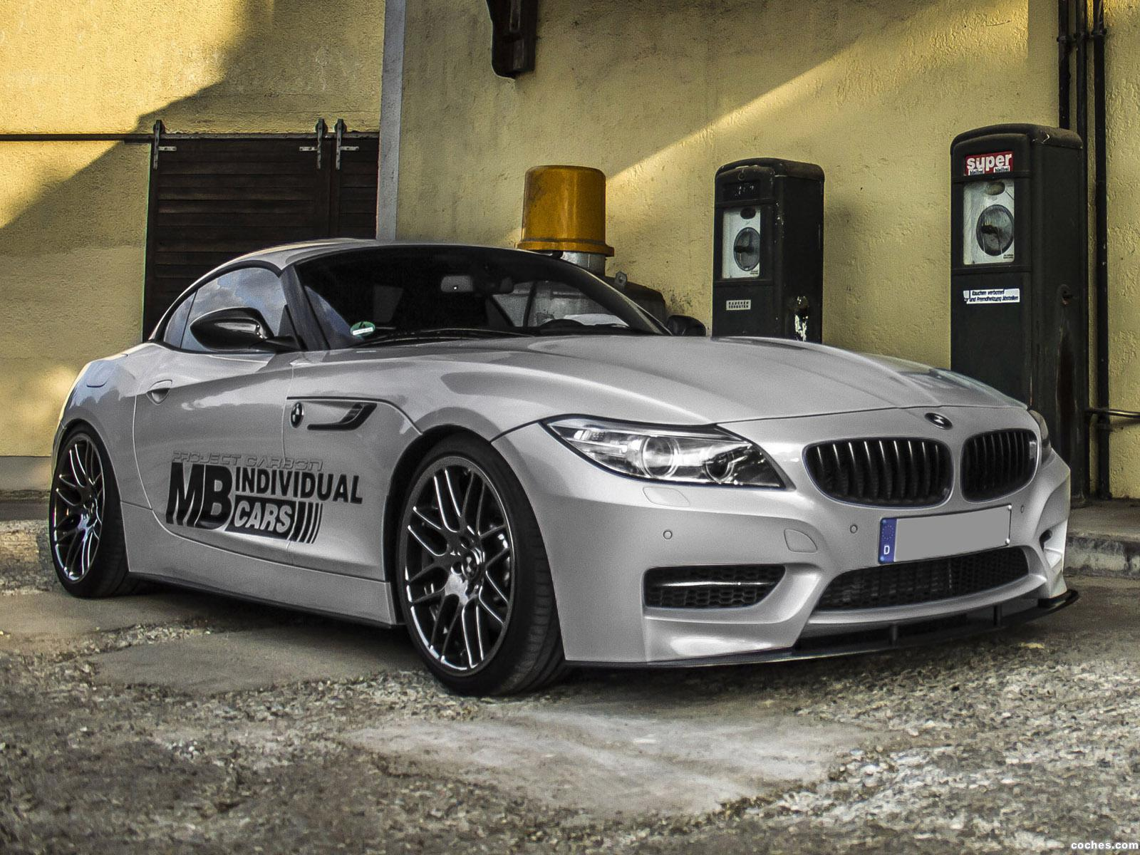 Foto 0 de BMW Z4 Carbon Packet MB Individual Cars 2013