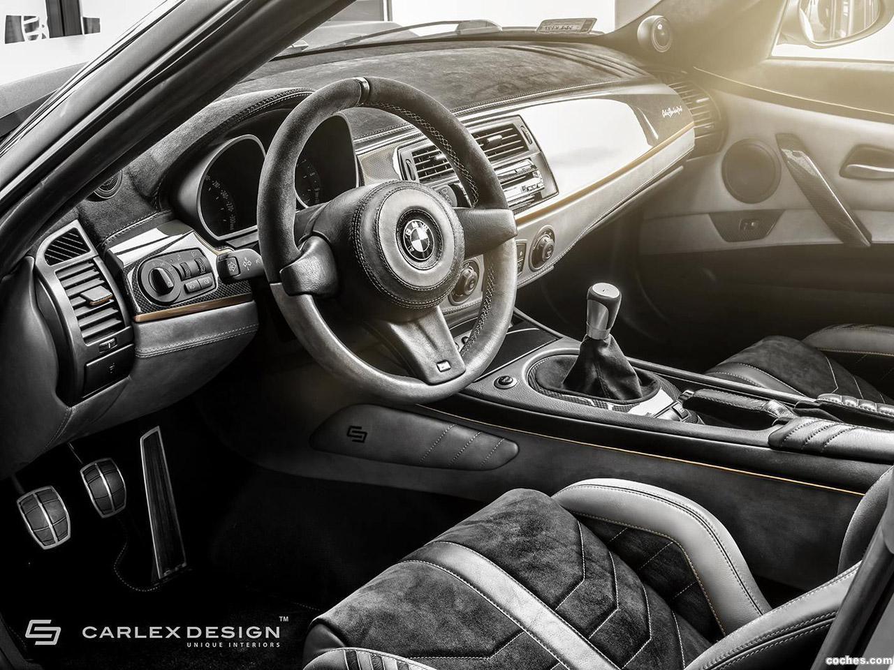 Foto 6 de BMW Z4 Carlex Design 2015