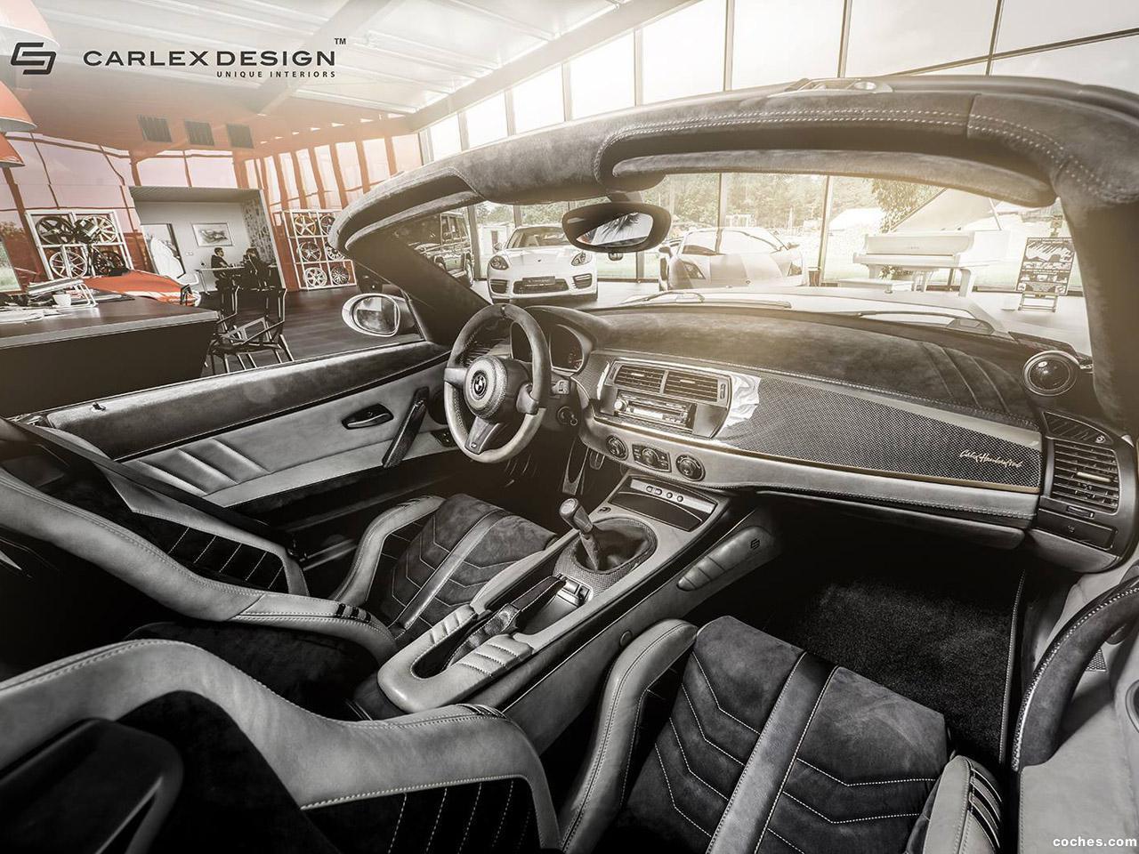 Foto 5 de BMW Z4 Carlex Design 2015
