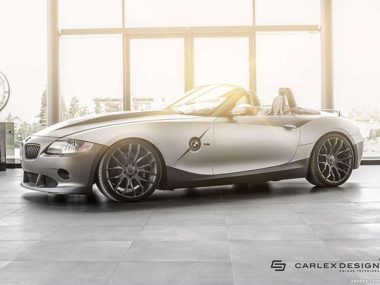 Foto 0 de BMW Z4 Carlex Design 2015
