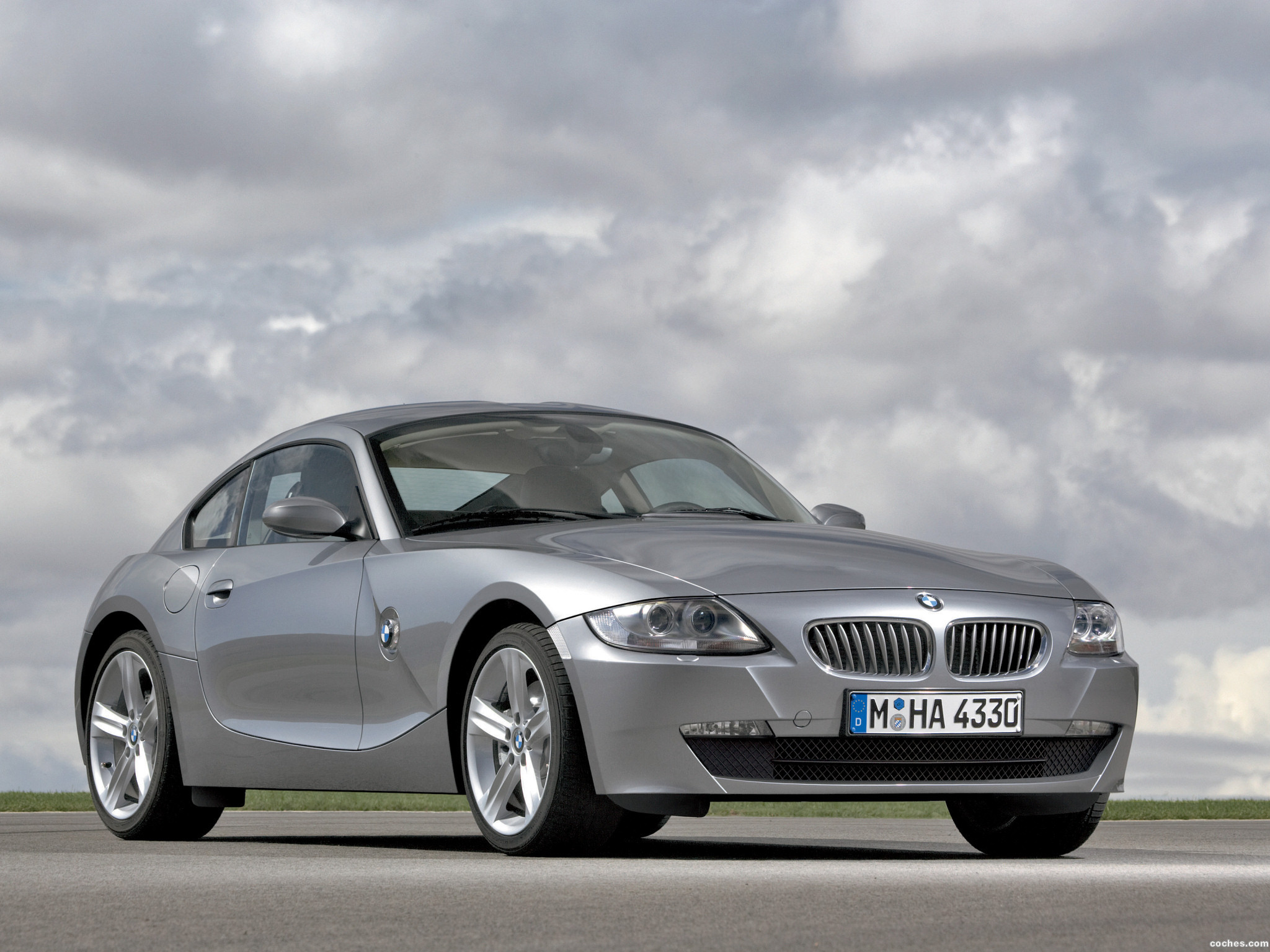 Foto 0 de BMW Z4 Coupe E85 2006