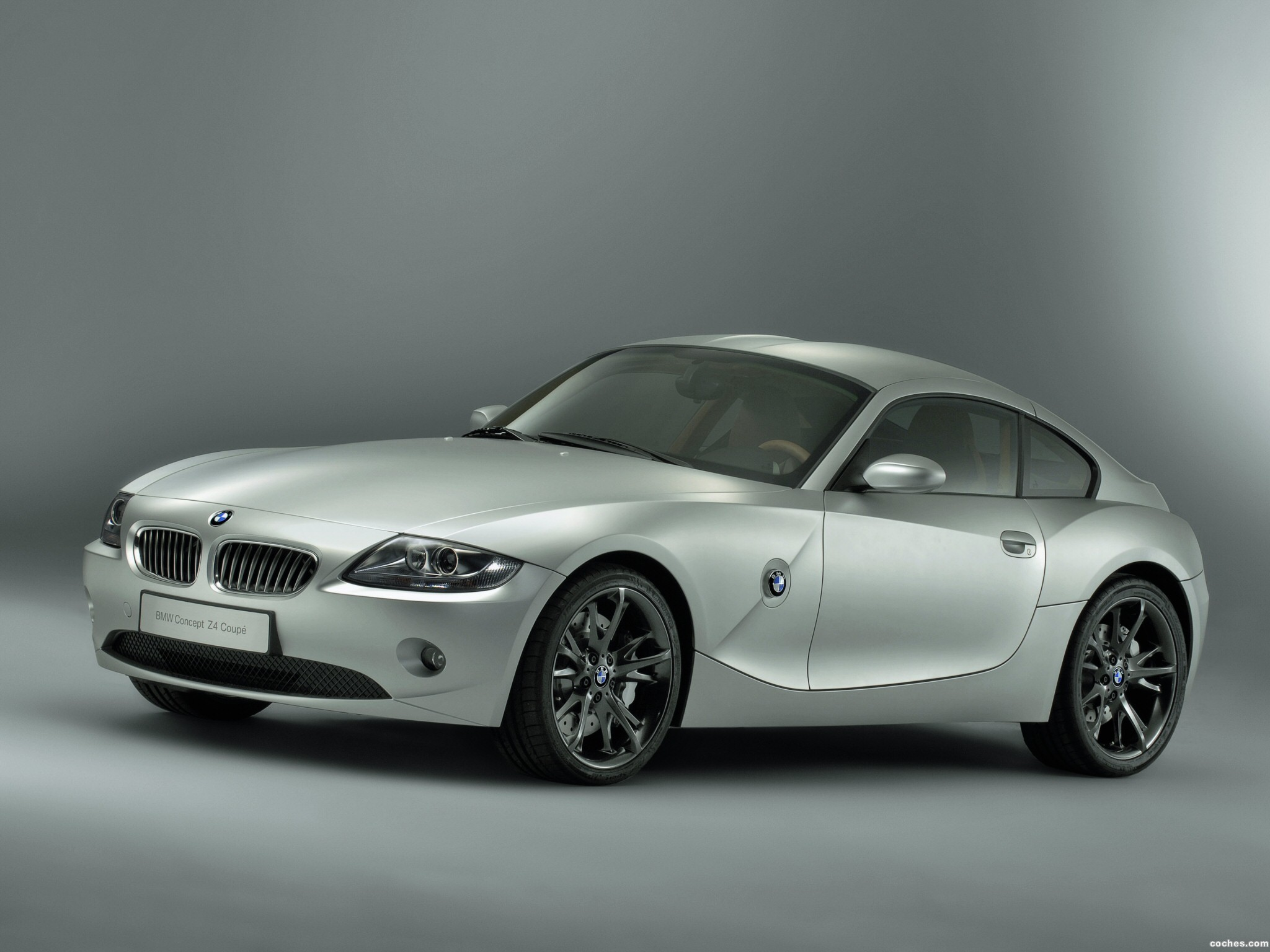 Fotos De Bmw Z4 Coupe Concept 2005