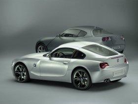 Ver foto 6 de BMW Z4 Coupe Concept 2005