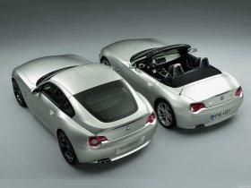 Ver foto 4 de BMW Z4 Coupe Concept 2005