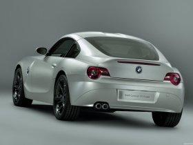 Ver foto 3 de BMW Z4 Coupe Concept 2005