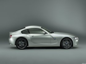 Ver foto 2 de BMW Z4 Coupe Concept 2005