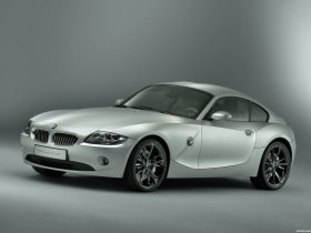 Ver foto 1 de BMW Z4 Coupe Concept 2005
