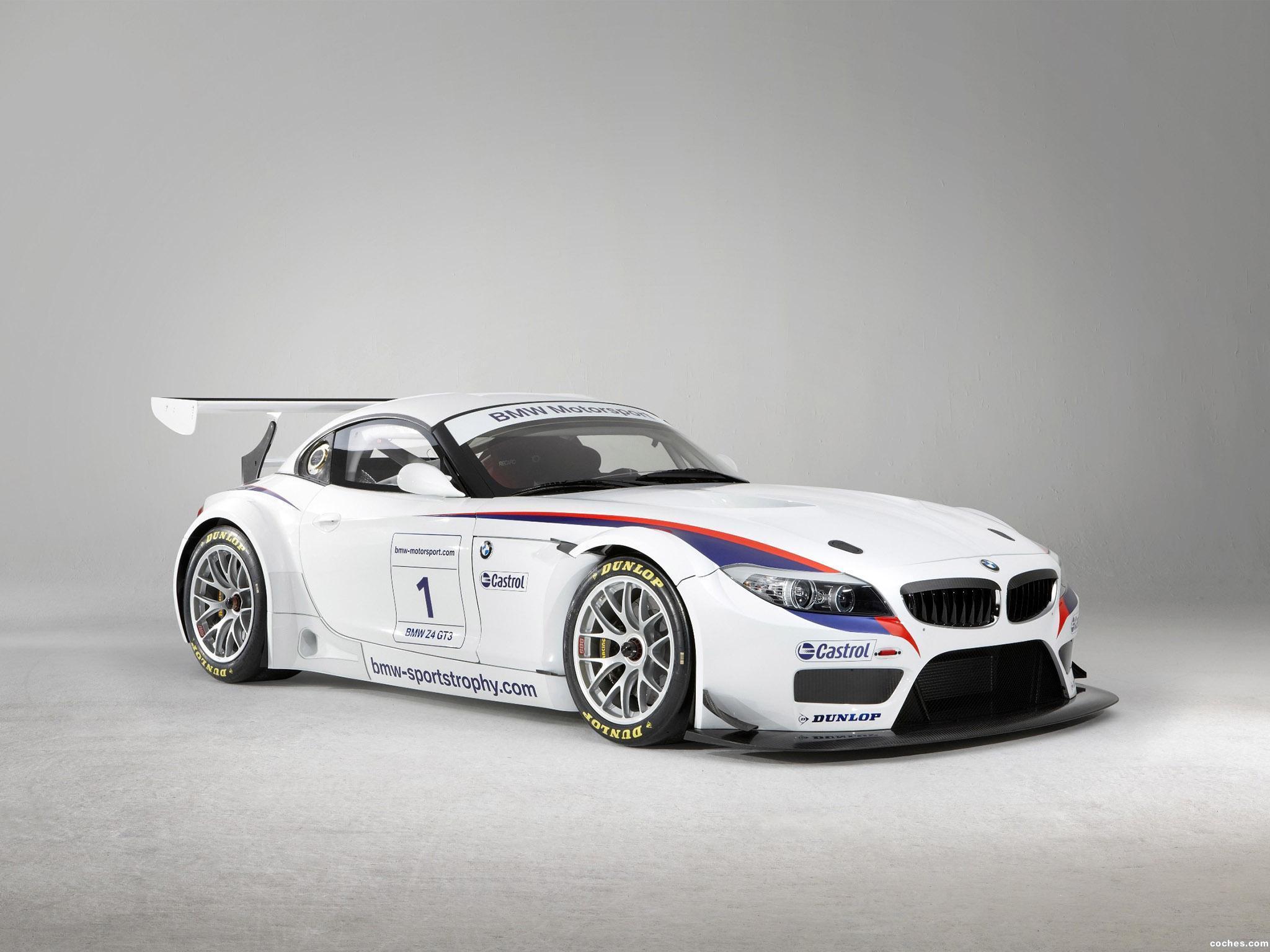Foto 0 de BMW Z4 GT3 E89 2010