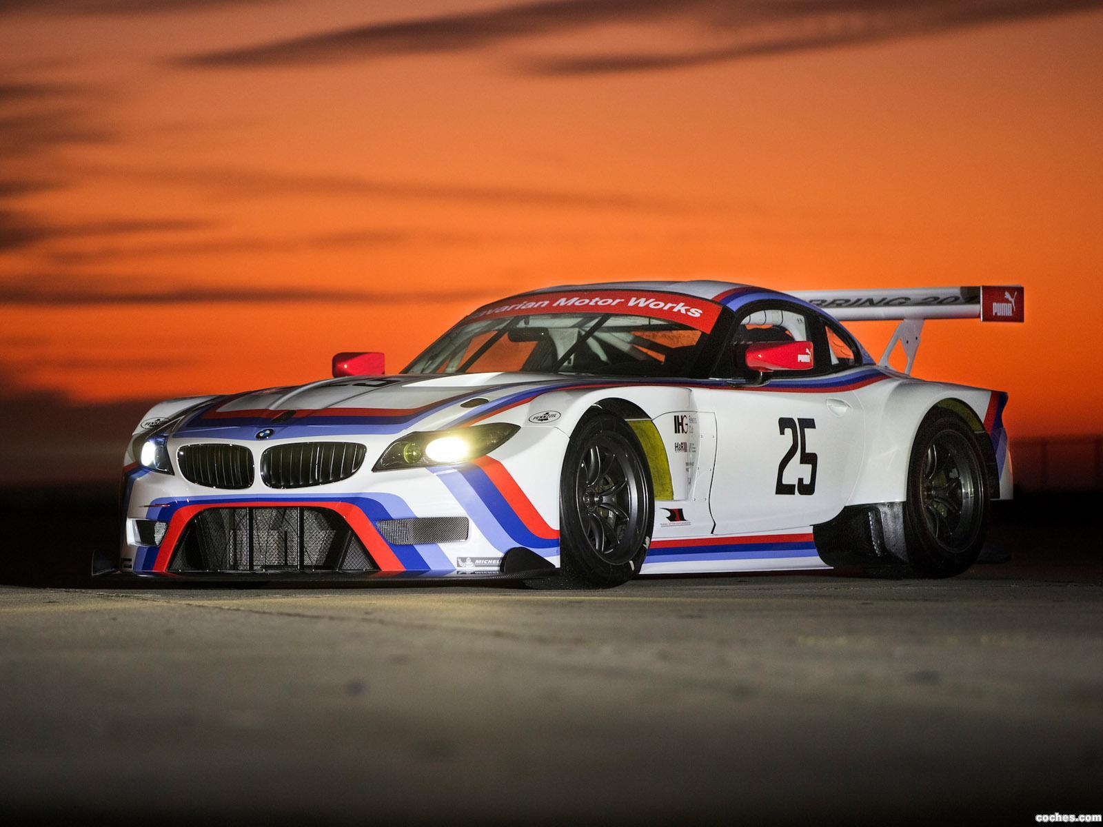 Foto 0 de BMW Z4 GTLM E89 2015