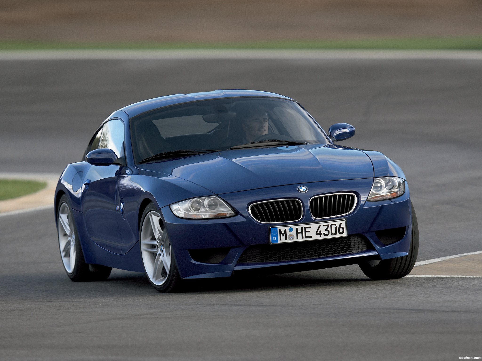 Foto 0 de BMW Z4 M Coupe 2006