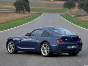 Ver foto 9 de BMW Z4 M Coupe 2006