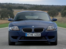 Ver foto 6 de BMW Z4 M Coupe 2006