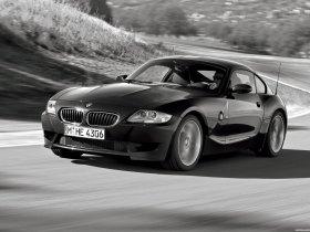 Ver foto 5 de BMW Z4 M Coupe 2006
