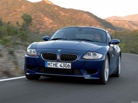Ver foto 17 de BMW Z4 M Coupe 2006