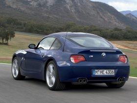 Ver foto 16 de BMW Z4 M Coupe 2006