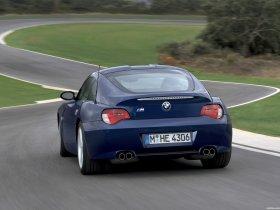 Ver foto 13 de BMW Z4 M Coupe 2006