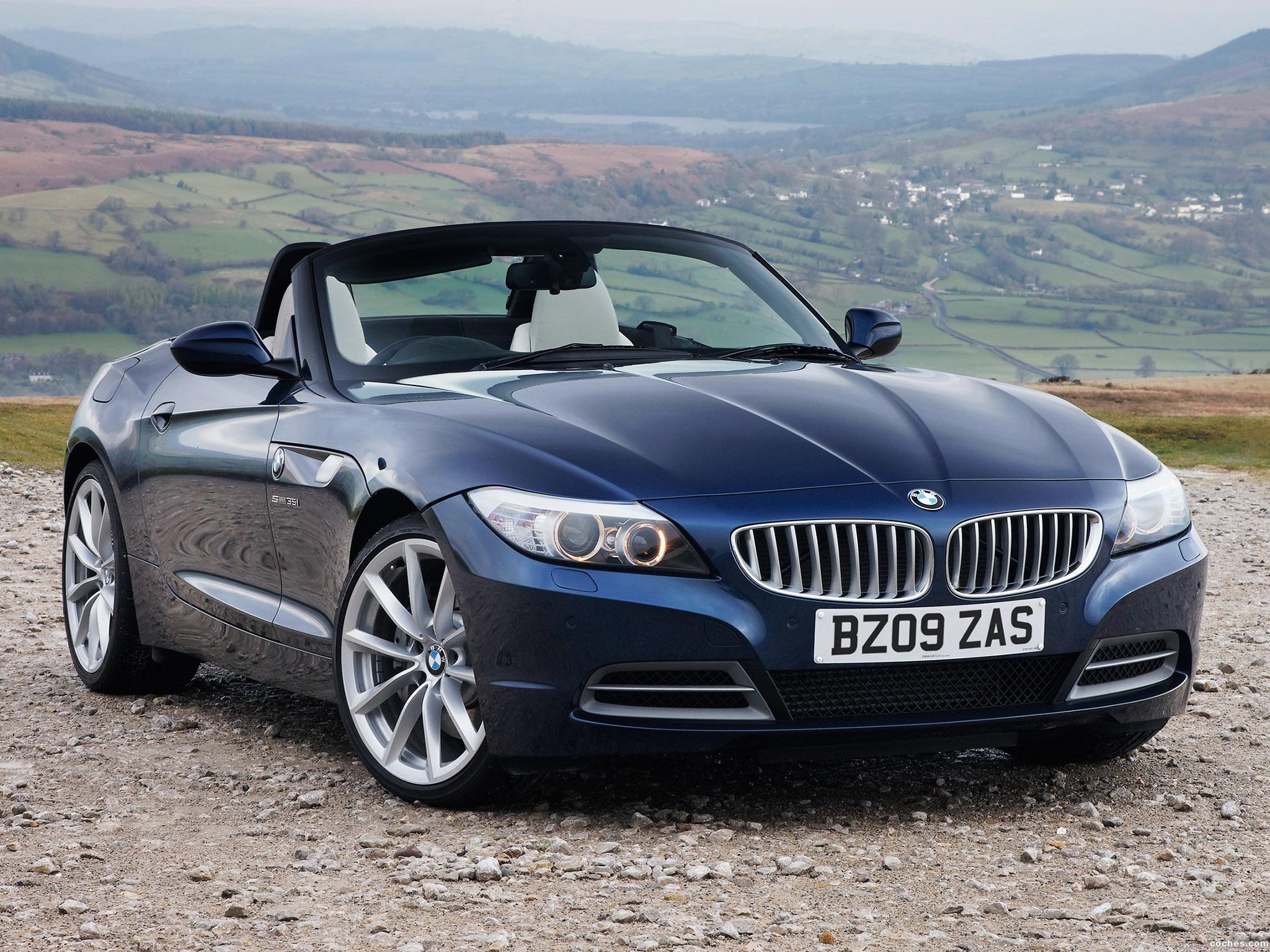 Foto 0 de BMW Z4 UK 2009