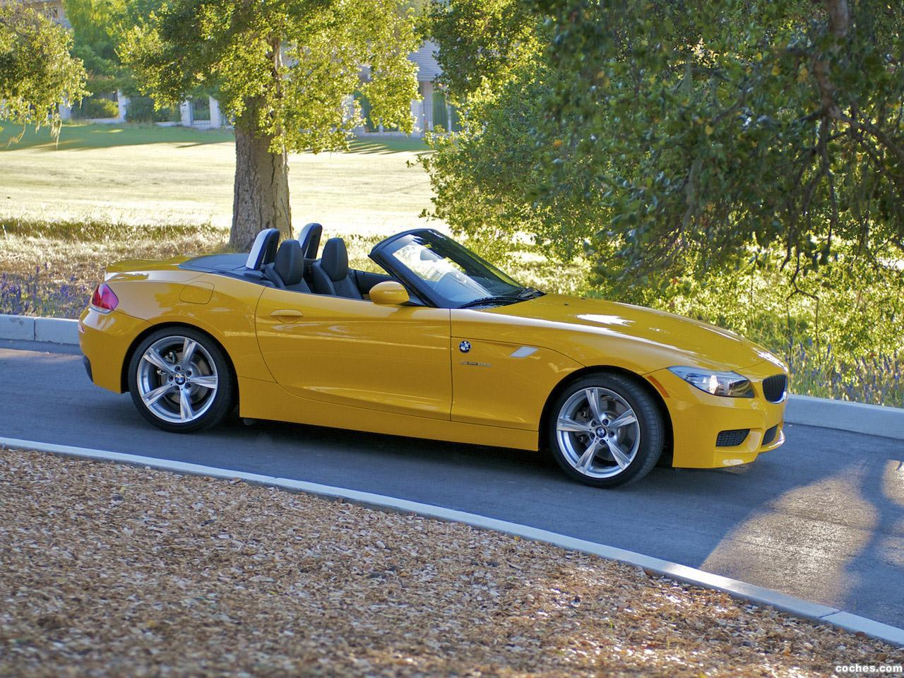 Fotos De Bmw Z4 Sdrive28i Roadster E89 Usa 2011 Foto 3