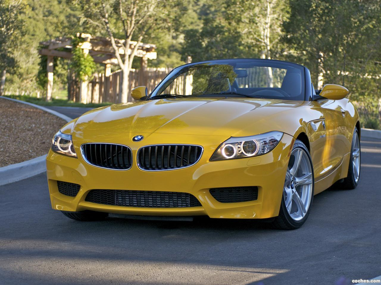 Foto 0 de BMW Z4 sDrive28i Roadster E89 USA 2011