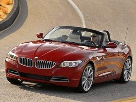 Ver foto 2 de BMW Z4 sDrive35i Roadster E89 USA 2009