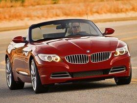 Ver foto 1 de BMW Z4 sDrive35i Roadster E89 USA 2009