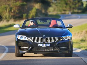 Ver foto 3 de BMW Z4 sDrive35is Roadster F89 Australia 2013