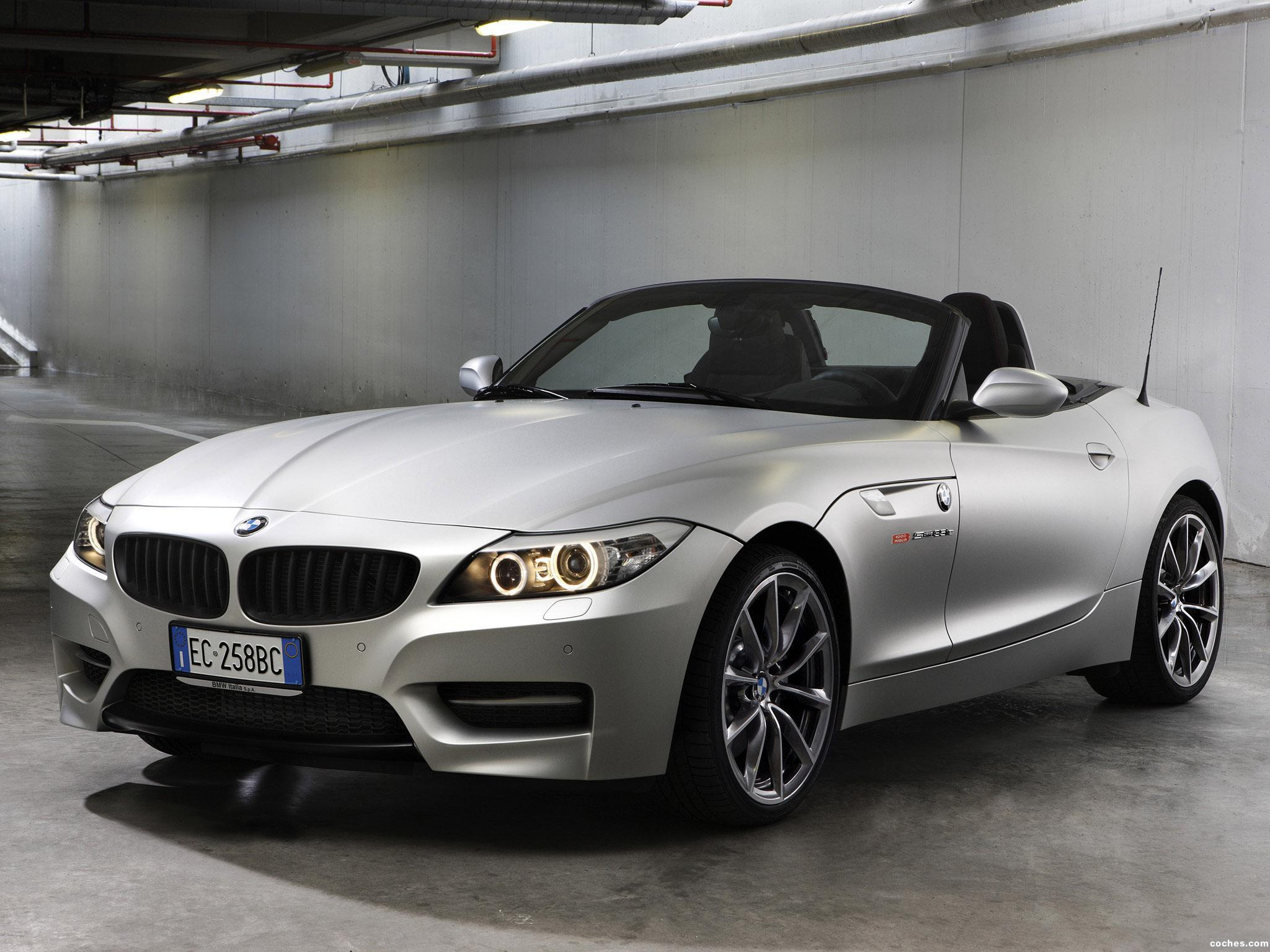 Foto 0 de BMW sDrive35is Roadster Mille Miglia Limited Edit 2010