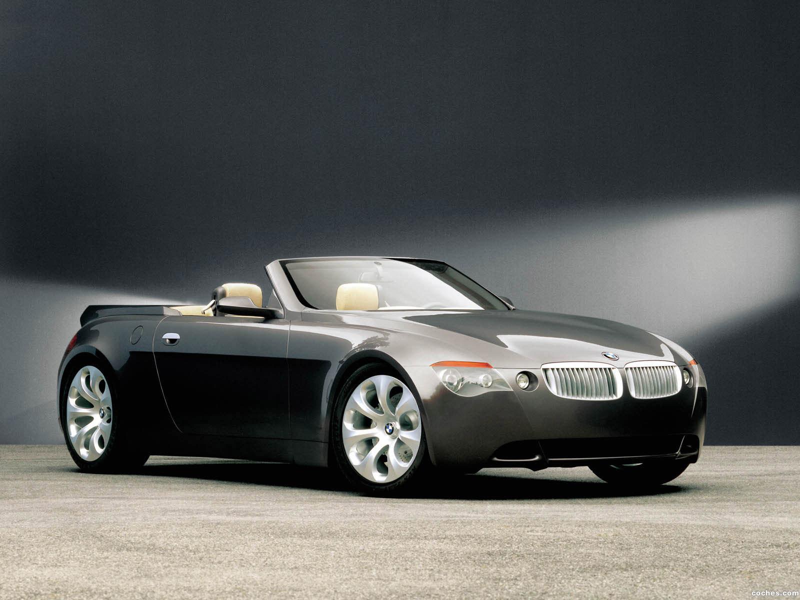 Foto 0 de BMW Z9 Cabrio Concept 2000