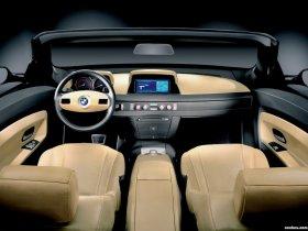 Ver foto 5 de BMW Z9 Cabrio Concept 2000