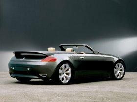 Ver foto 3 de BMW Z9 Cabrio Concept 2000