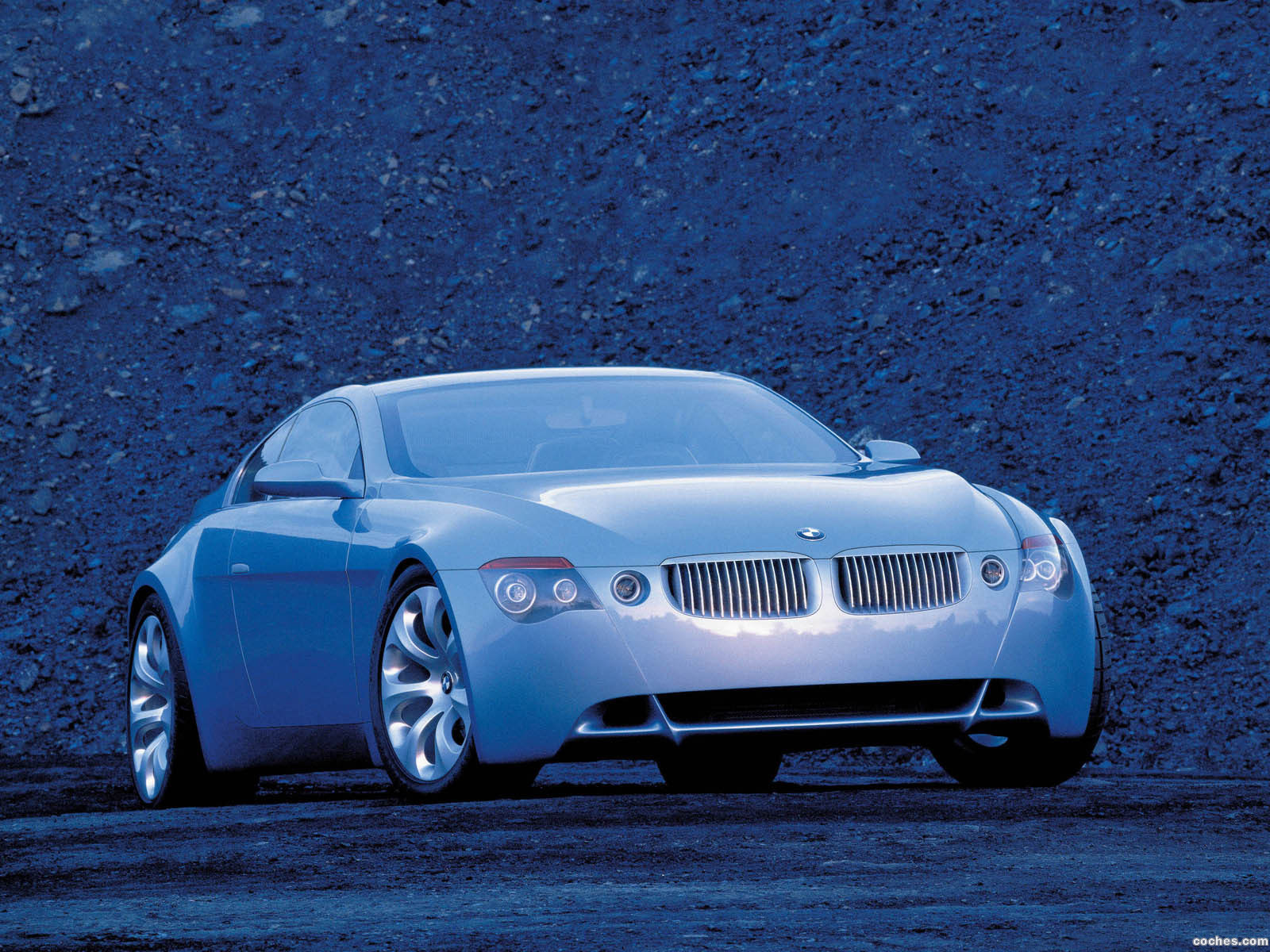 Foto 0 de BMW Z9 Gran Turismo Concept 1999