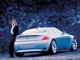 Ver foto 9 de BMW Z9 Gran Turismo Concept 1999
