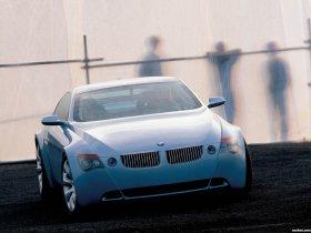 Ver foto 7 de BMW Z9 Gran Turismo Concept 1999
