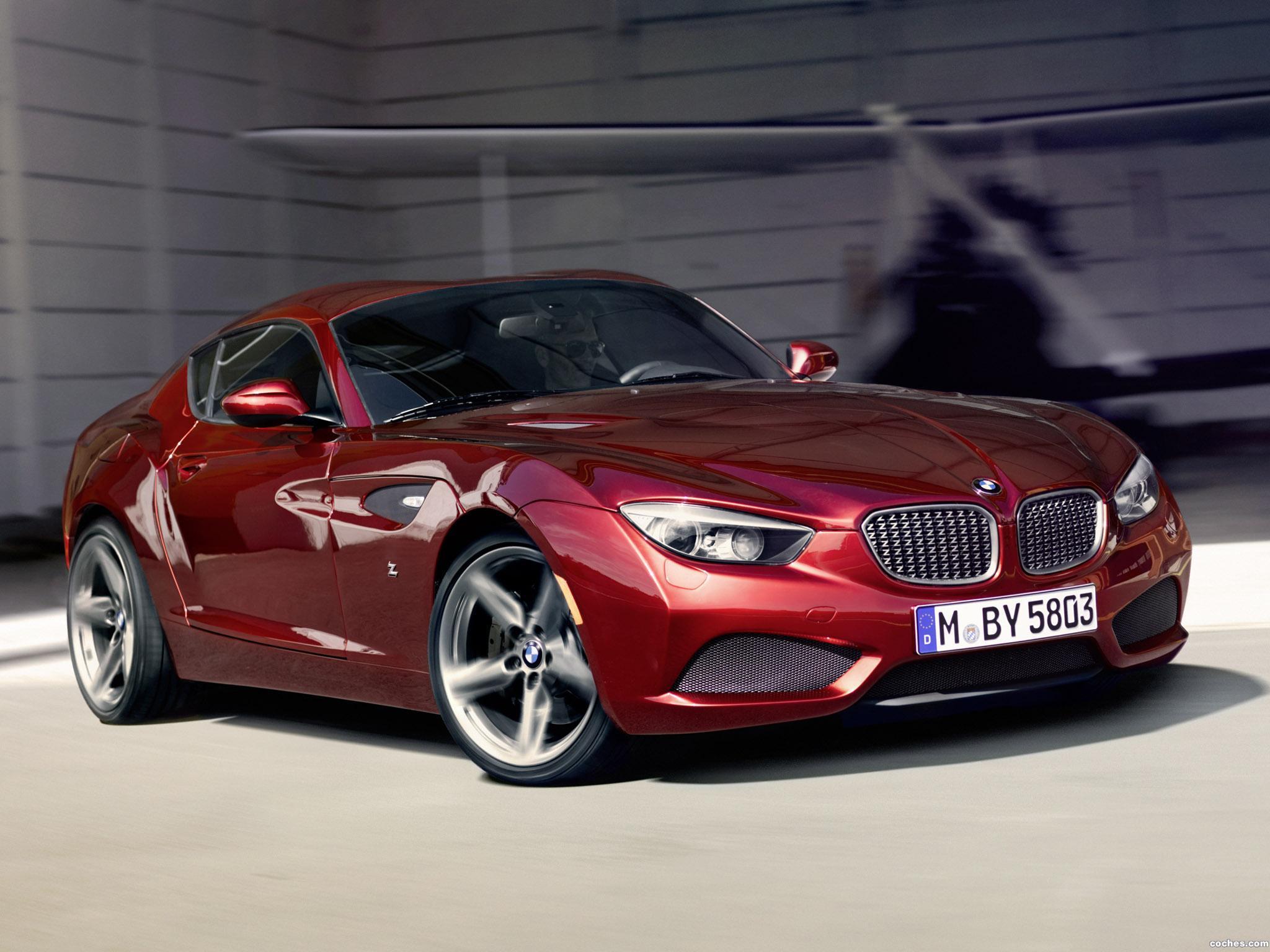Foto 0 de BMW Zagato Coupe 2012